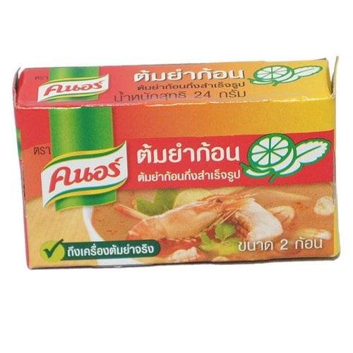 Knorr Broth Cube - Tom Yum 24g