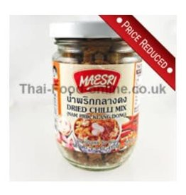 Maesri REDUCED: Chilli Mix Nam Prik Klang Dong BBF: 16/01/18