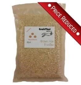 Grab Thai REDUCED: Brown Rice 1kg BBF: 31/12/2017