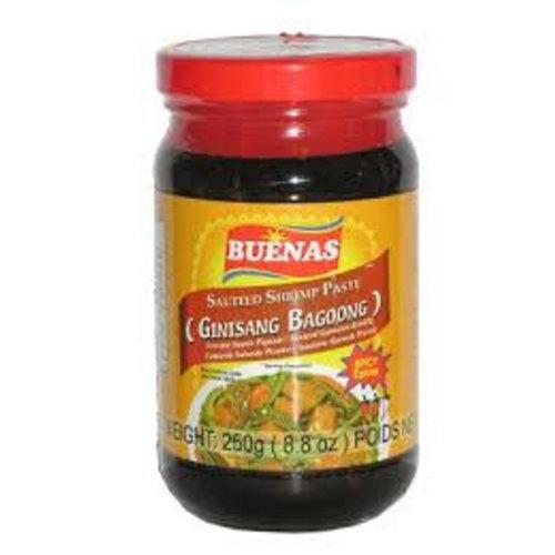 Buenas Sauteed Shrimp Fry Spicy 230g