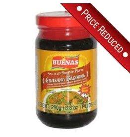 Buenas REDUCED: Sauteed Shrimp Fry Spicy 230g BBF 05/02/2018