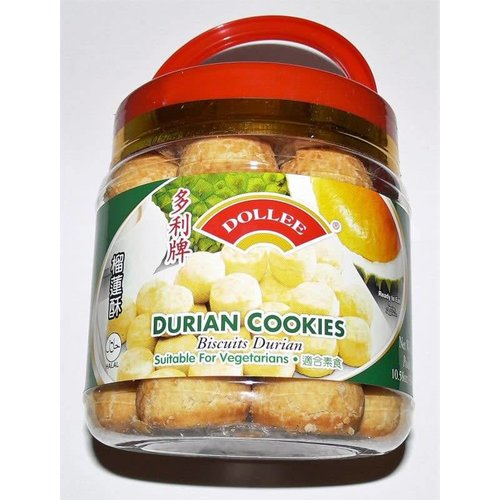 Dollee Durian Cookies 300g