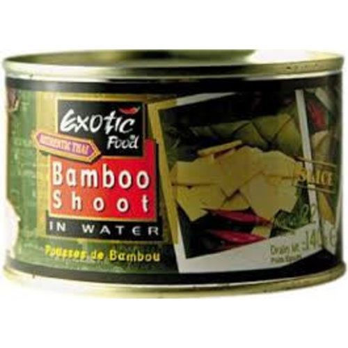 Exotic Food Bamboo Shoot Strips 227g