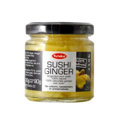Yutaka Sushi Ginger 90g