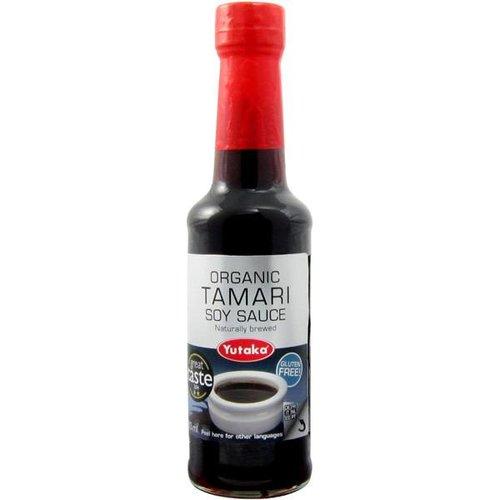Yutaka Tamari Organic Soy Sauce 150ml
