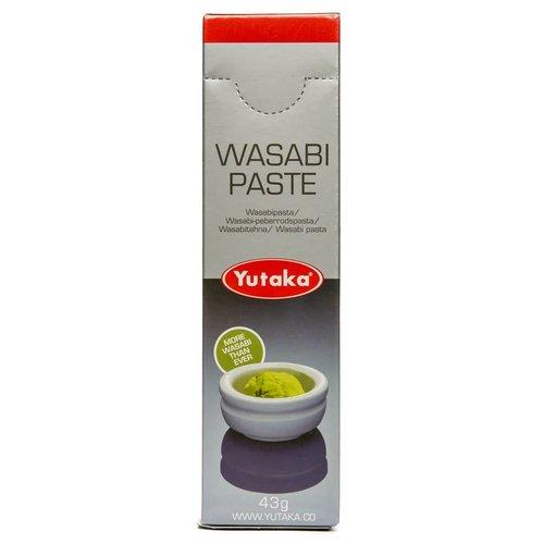 Yutaka Wasabi Paste 43g