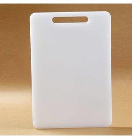 Chopping Board - White PE 25cm x 15cm