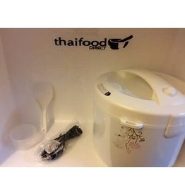 Double Happiness Deluxe Rice Cooker 2.2L