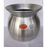Diamond Aluminium Steamer Pot- 20cm