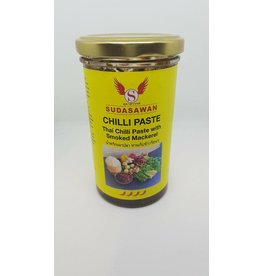 Sudasawan Thai Chilli Paste with Smoked Mackerel 242g
