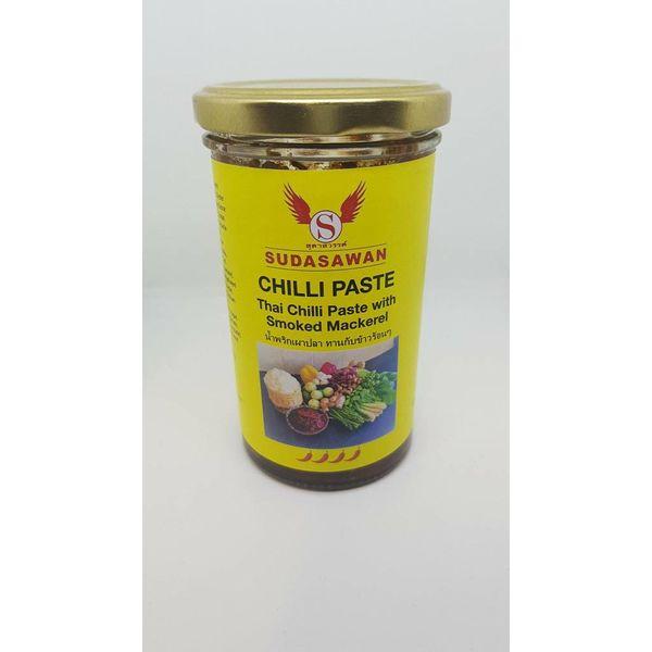 Sudasawan Thai Chilli Paste with Smoked Mackerel 242g