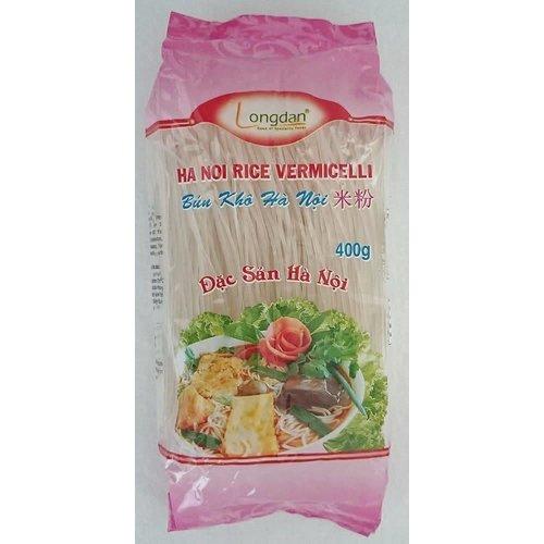 Longdan Hanoi Rice Vermicelli 1.5mm 400g
