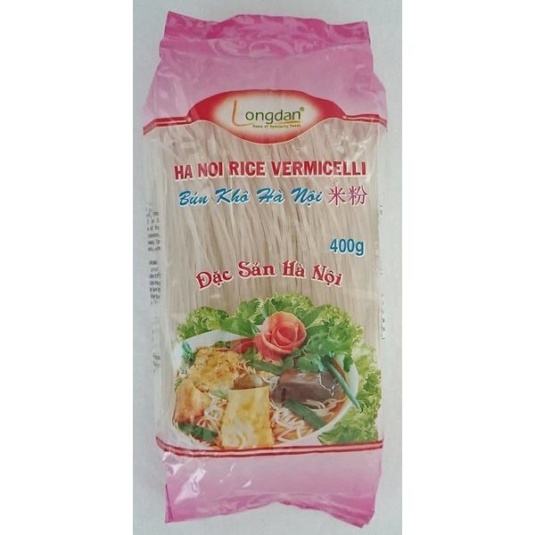 Longdan Ha noi Rice Vermicelli 1.5mm 400g