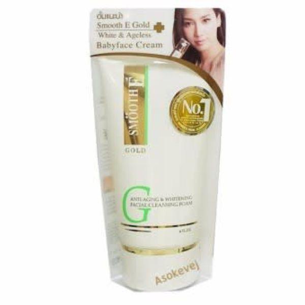 SmoothE' SmoothE' Gold Facial Foam 45ml