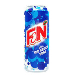 F & N F & N Ice Cream Soda Flavour Drink 325ml
