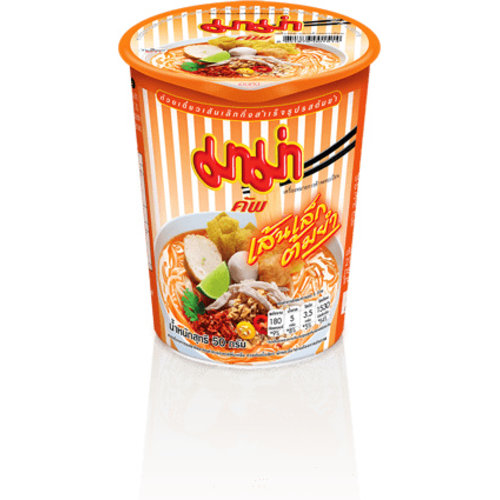 Mama Rice Noodle - Tom Yam Cup 50g