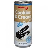 Pokka Cookies & Cream Milk Drink 240ml