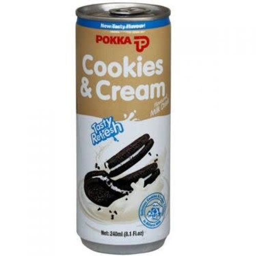 Pokka Cookies & Cream Milk Drink 240ml
