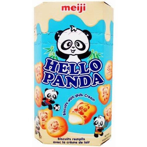 Meiji Hello Panda Milk Flavoured Biscuit 50g