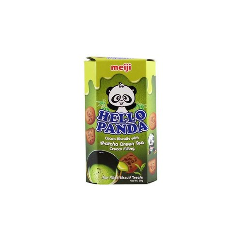 Meiji Hello Panda -Matcha Green Tea 50g