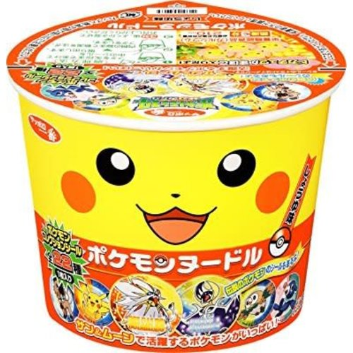 sanyo shokuhin Pokemon Soy Sauce Noodles 38g