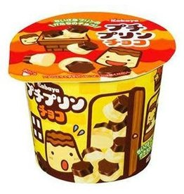 Kabaya Puchi Pudding Chocolate 34g