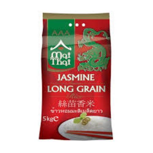 Mai Thai Long Grain Jasmine Rice 5kg