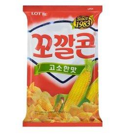 Lotte Corn Snack 77g