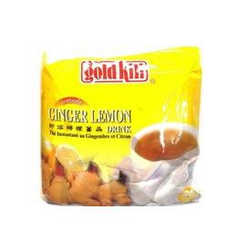 Gold Kili Ginger Lemon Drink 360g
