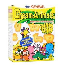 ginbis Dream Animals (banana)37g