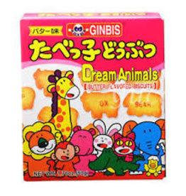 ginbis Dream Animal(butter)37g