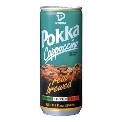 Pokka Cappuccino Drink 240ml