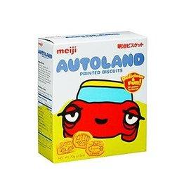Meiji Autoland Printed Biscuits 70g
