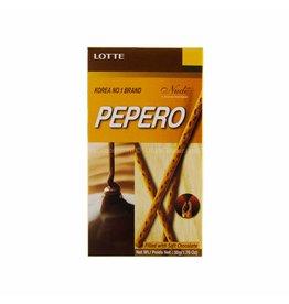Lotte Pepero-choc filled 50g