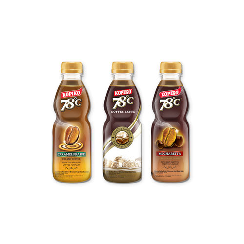 Kopiko Coffee Latte 240ml