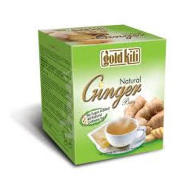 Gold Kili Natural Ginger Bag 80g