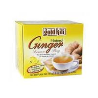 Gold Kili Natural Ginger Lemon Bag 80g