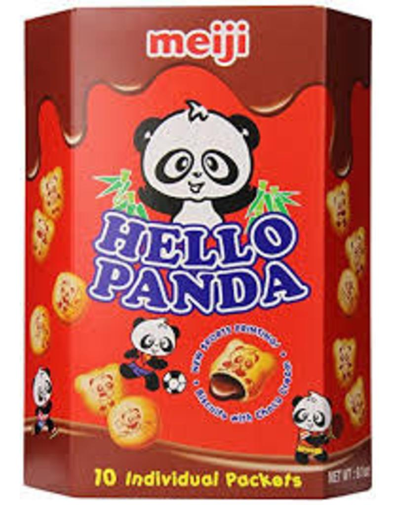 Meiji Hello Panda Biscuits Chocolate 260g