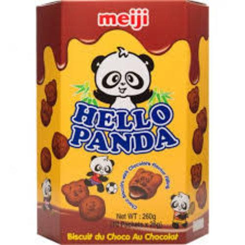 Meiji Hello Panda- Double Chocolate 260g