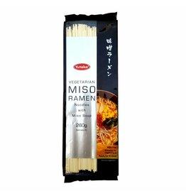Yutaka Vegetarian Miso Ramen Noodles 260g