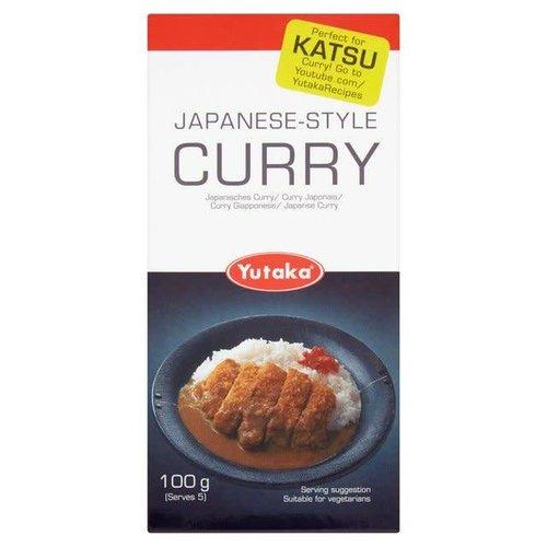 Yutaka Japanese Style Katsu Curry 100g