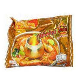 Wai Wai Creamy Tom Yum (Sour Soup) Noodles 60g