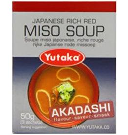 Yutaka Miso Soup - Akadashi 50g
