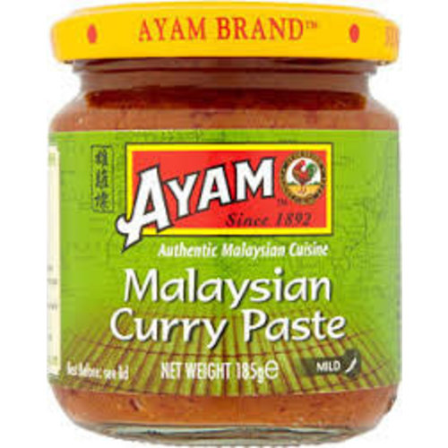 Ayam Malaysian Curry Paste 185g