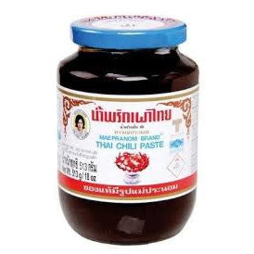 Mae Pranom Thai Chilli Paste 513g