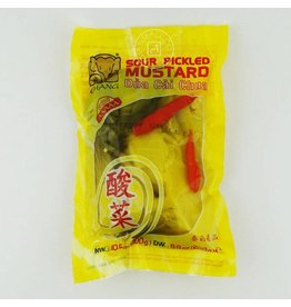 Chang Pickled Sour Mustard with Chilli 300g