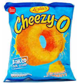 Leslie's Cheezy-O Baked Corn Snack Cheese 60g