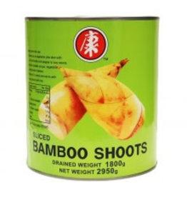 Hong brand Bamboo Shoot Sliced 2950g