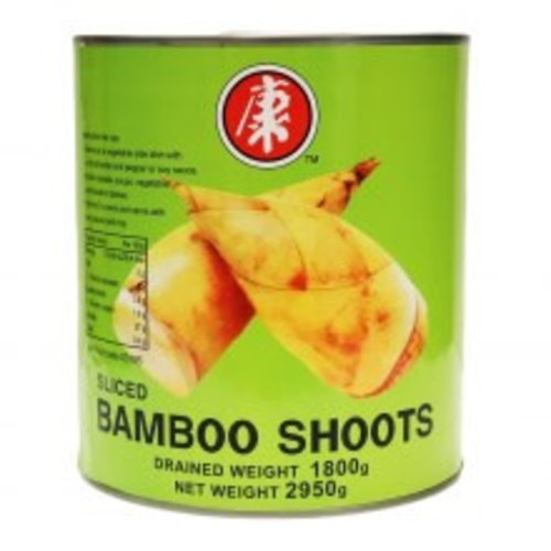 Hong brand Bamboo Shoot Sliced 2.95kg
