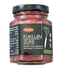 Yutaka Fukujinzuke Mixed Veg Pickles 110g
